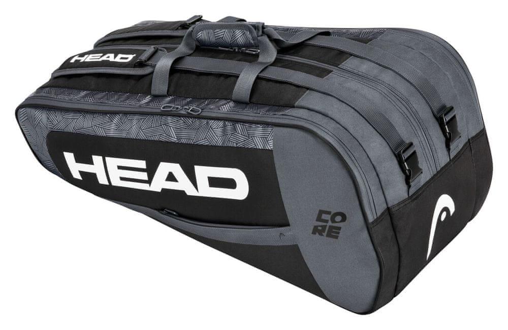 Head Core 9R Supercombi černá