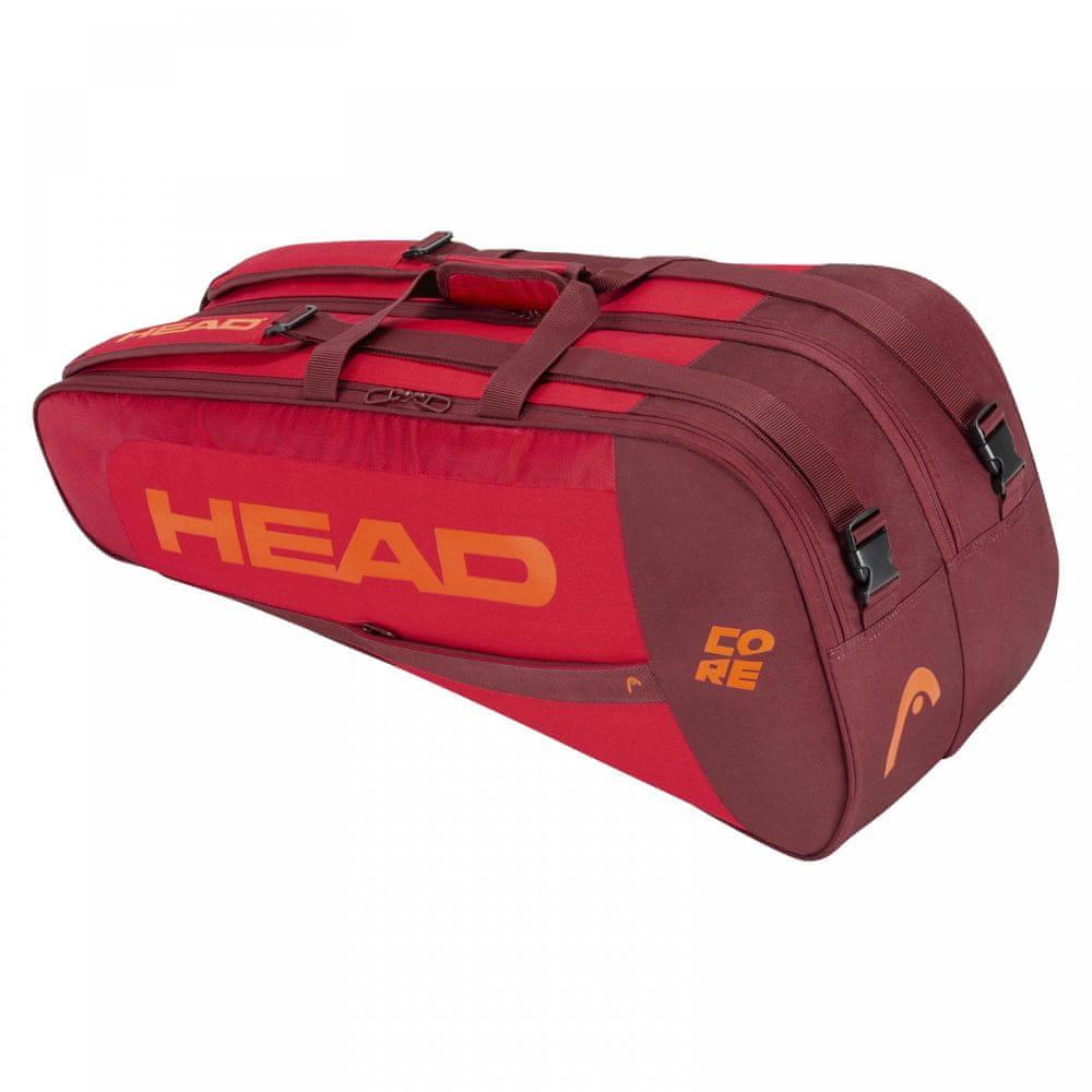 Head Core 6R Combi červená