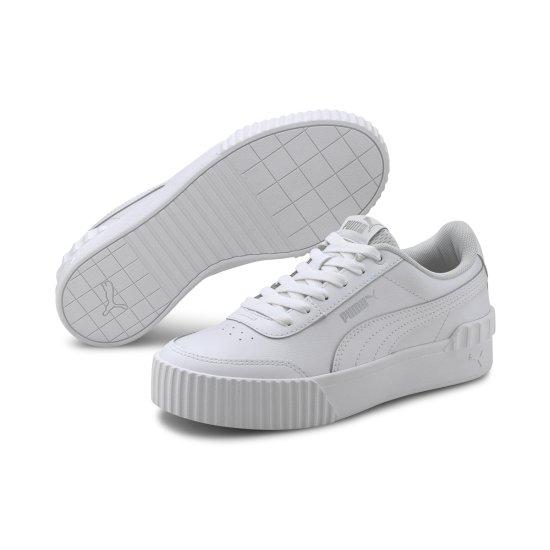 Puma Topánky Carina LIft TW White-White