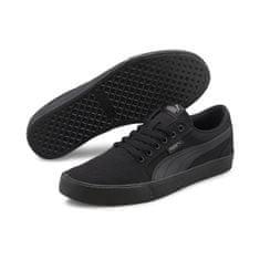 Puma Čevlji C-Skate Vulc Black-Black 48,5