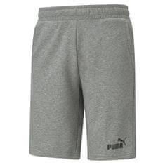 "Puma Kratke hlače ESS Shorts 10"" Medium Gray Heather 3XL"
