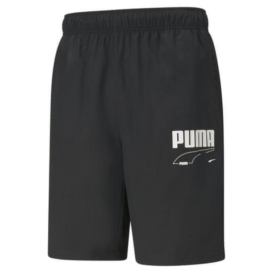"Puma Kratke hlače Rebel Woven Shorts 9"" Black"