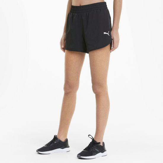 Puma Šortky Active 4 Woven Shorts Black