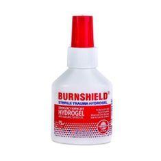 Burnshield Opeklinski hidrogel 50 ml - raspršilo