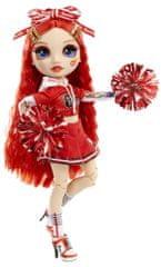 Rainbow High Fashion lalka cheerleaderka Ruby Anderson