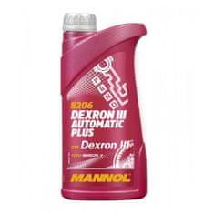 Mannol Automatic Plus olje za menjalnik, ATF, Dexron III, 1 l