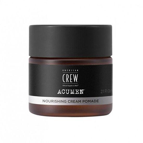 American Crew Acumen(Nourishing Cream Pomade) 60 g tápláló krémzselé