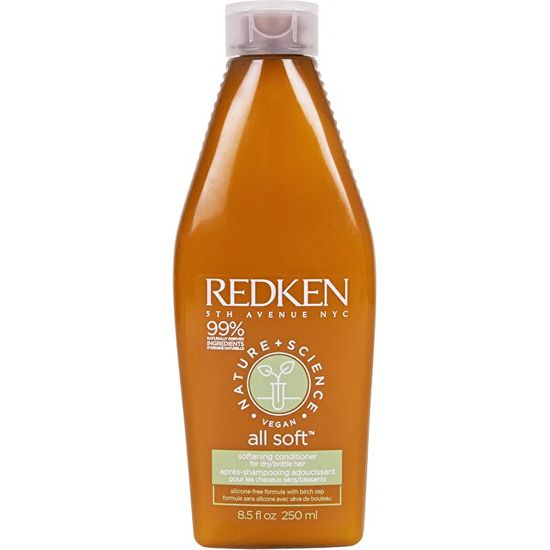 Redken Balzam za suhe in lomljive lase Nature + Science ( All Soft Conditioner)