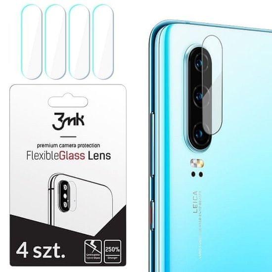 3MK FlexibleGlass 4x üvegfólia objektívre Huawei P30 Pro