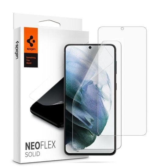 Spigen Neo Flex HD 2x zaščitna folija za Samsung Galaxy S21 Plus