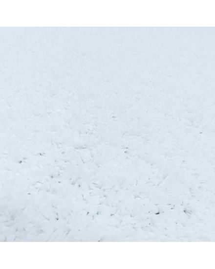 Ayyildiz Kusový koberec Sydney Shaggy 3000 white