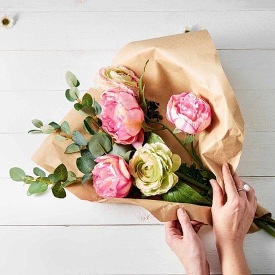 Butlers Pivoňka kytice - pastelově růžová