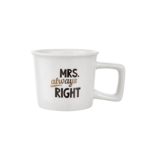 "Butlers Šálek na espresso ""Mr Mrs Right"" 2 ks"