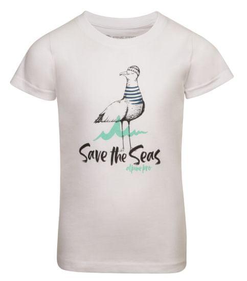 ALPINE PRO Ekoso dječja majica