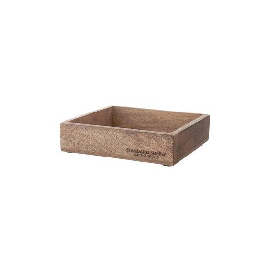 Butlers Dřevěná bedýnka nízká