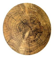 Marex Trade podkładka korkowa Ø 38 cm, imitacja drewna
