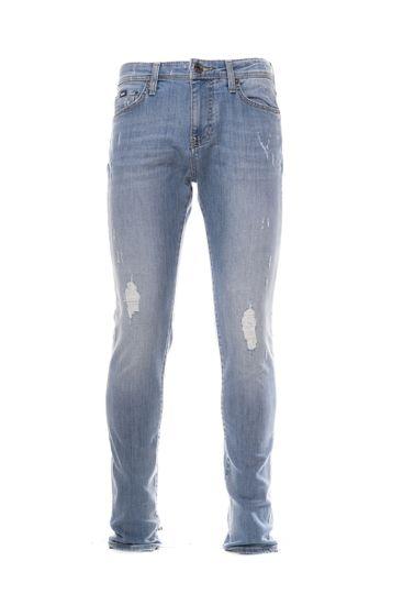 GAS Jeans hlače Sax Zip