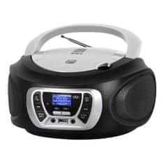 Trevi Przenośne radio CMP 510 DAB BK, Przenośne radio CMP 510 DAB BK