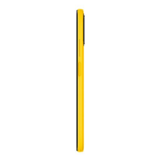 POCO M3, 4 GB/64GB, Poco Yellow