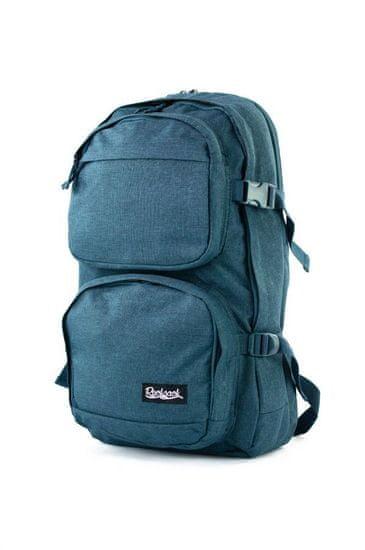 Rucksack Only nahrbtnik Free, Blue Melange, 52 x 31 x 16,5 cm, 27 L
