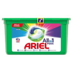 Ariel kapsule za pranje perila Color 3 in 1, 35 ks