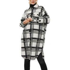 Vero Moda Női kabát VMCHRISSIE 10237134 Snow White (Méret XS)