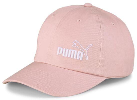 Puma czapka z daszkiem dziewczęca ESS Cap Jr II różowa