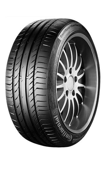 Continental ContiSportContact 5 guma 235/55R19 105V XL FR VOL
