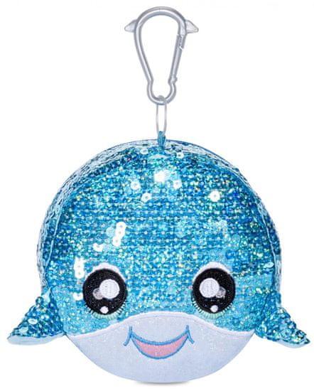 Na! Na! Na! Surprise lutka v bleščeči živali Sparkle Whale, 2v1