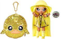 Na! Na! Na! Surprise lutka v bleščeči živali Sparkle Duck, 2v1