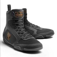 Hayabusa HAYABUSA Boxerské boty PRO - black