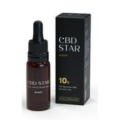 "CBD STAR CBD ""NIGHT"" OLEJ – 10% CBD 10 ml"