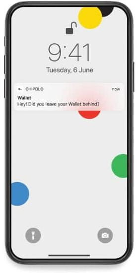 Chipolo CARD – Bluetooth tárgykereső