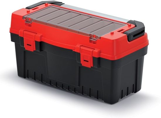 Prosperplast kovček za orodje Evo, 476×360×256 mm (344972)