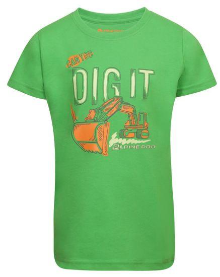 ALPINE PRO chlapecké tričko Sporo 3