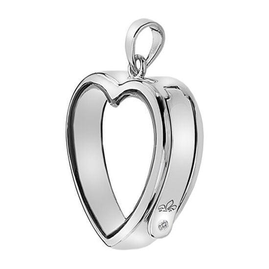 Hot Diamonds Anais gyémánttal díszített szív medál EX003 ezüst 925/1000