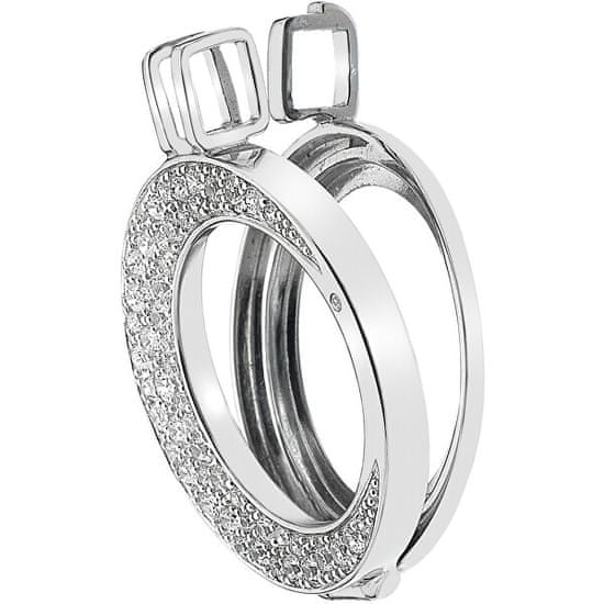 Hot Diamonds Srebrny wisiorek Emozioni Luna DP615 srebro 925/1000