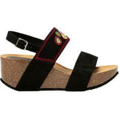 Desigual Dámské sandály Shoes Leo Beads 21SSHA172000 (Velikost 37)