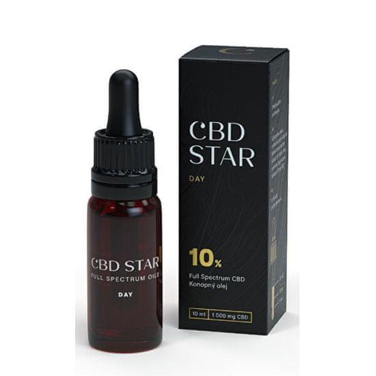 "CBD STAR CBD ""DAY"" OLEJ - 10% CBD 10 ml"