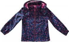 Topo dekliška softshell jakna 2-60045-014, 92, temno modra