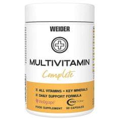 Weider Multivitamin Complete 90 kapslí
