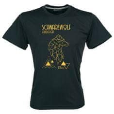 Schwarzwolf COOL SPORT MEN funkční tričko černá