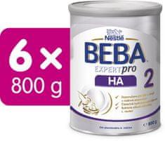 BEBA EXPERTpro HA 2 6x 800g