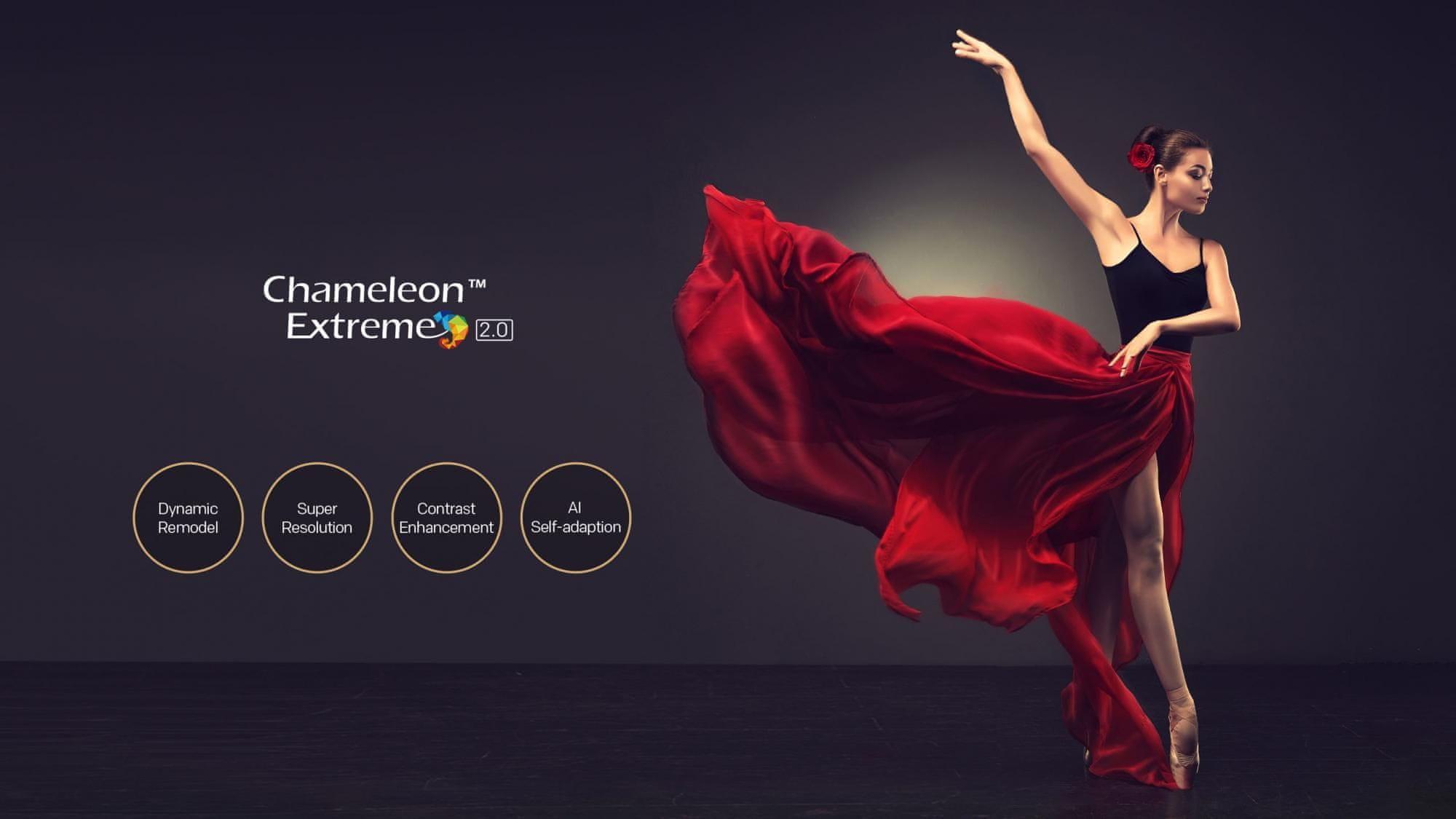 Metz UHD 4K smart tv televízió pure hdr 10 chameleon extreme 2021