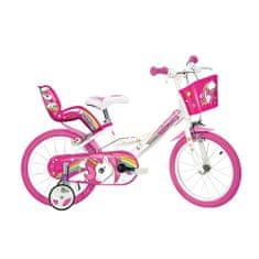 Dino bikes Unicorn 14 otroško kolo