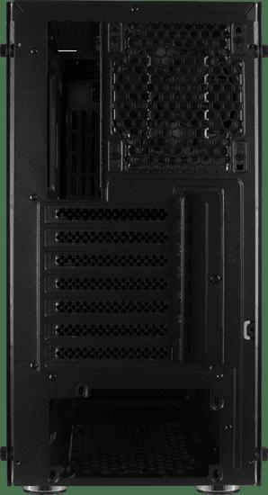 Aerocool PC skrinka Klaw