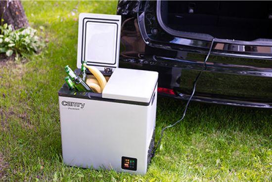 Camry prenosna skrinja s kompresorjem, 38 l (CR8076)