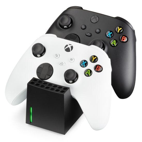 Snakebyte XSX Twin:Charge SX nabíjecí stanice pro Xbox Series S / X