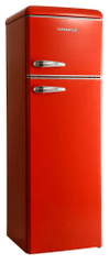 Snaige kombinovaná chladnička FR27SM-PRR50F + 5 let prodloužená záruka po registraci