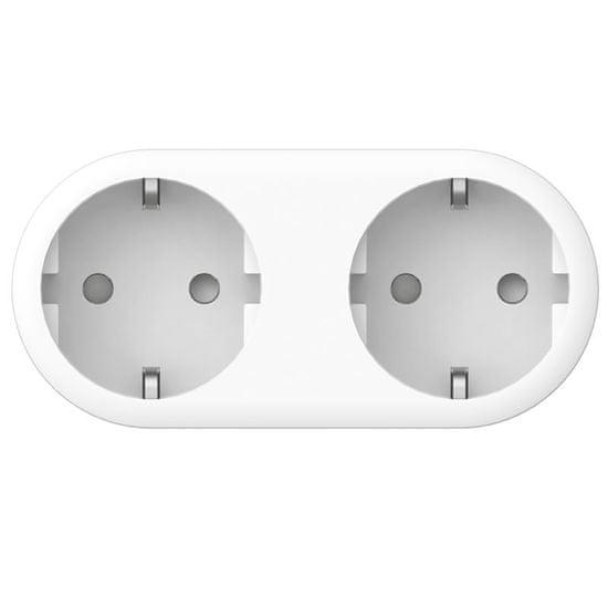 WOOX Wlan vtičnica R607 Smart dual plug